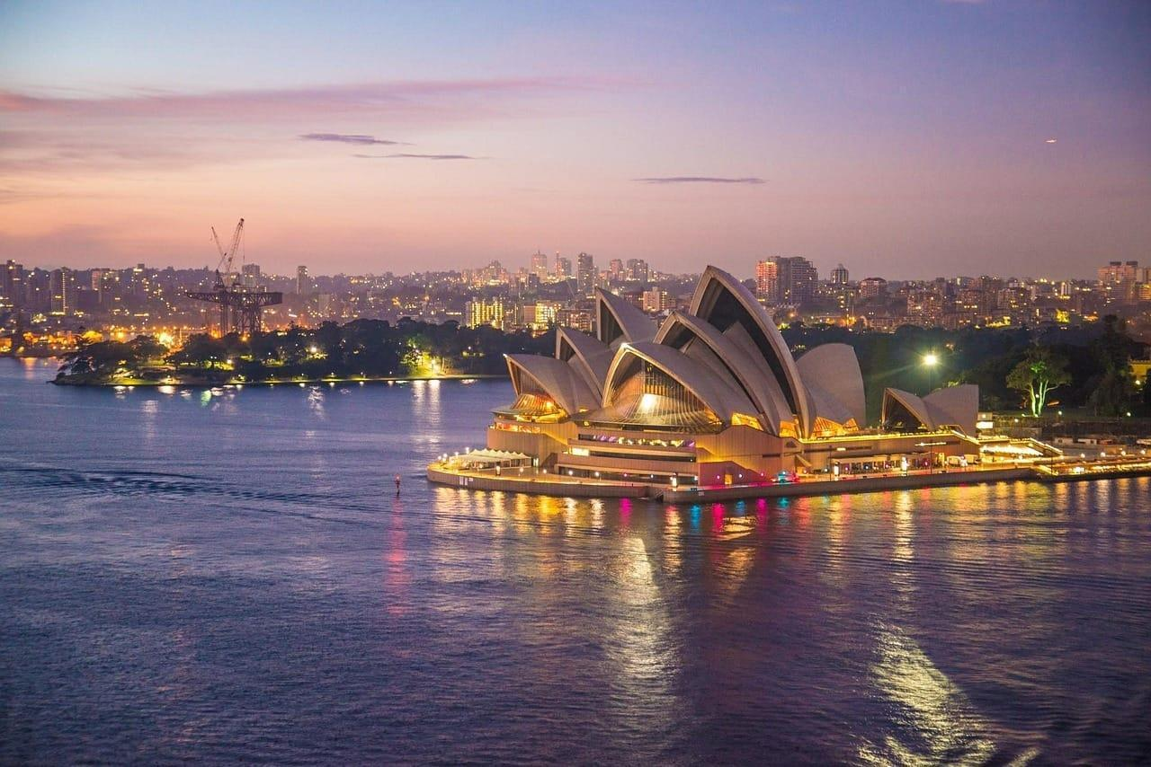 Work and travel, Trabajar en Australia