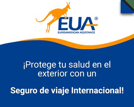 ¡Protege tu salud en el exterior con un seguro de viaje internacional!