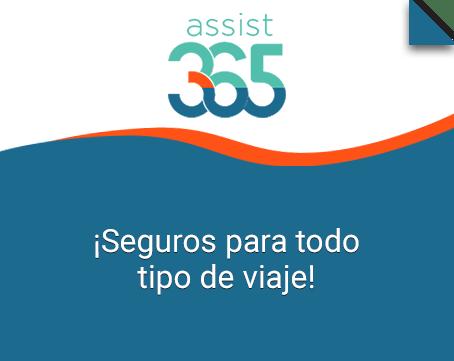 Seguro de viaje Assist 365