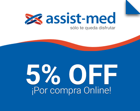 Assist Med 5% OFF online