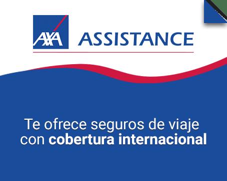 AXA ASSISTANCE Seguros internacionales