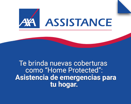 Axa Assistance Home Protected