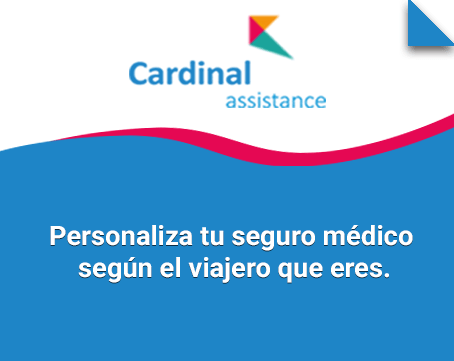 Personaliza tu seguro médicos según el viajero que eres