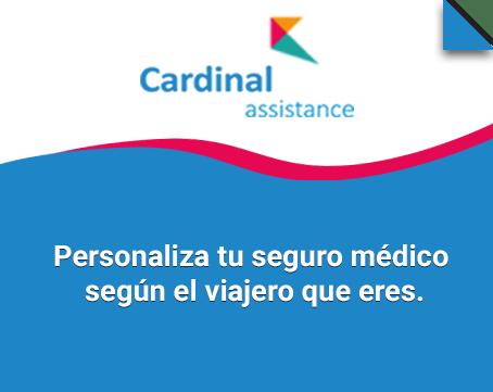 Seguro medico Cardinal Assistance