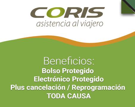 CORIS APRIL te ofrece los mejores beneficios