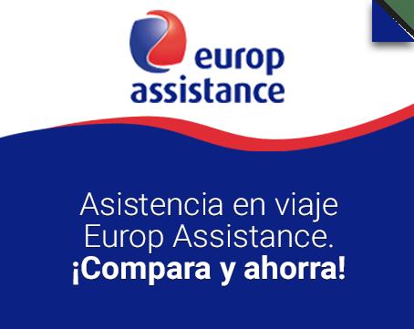 EUROP ASSISTANCE compara y ahorra