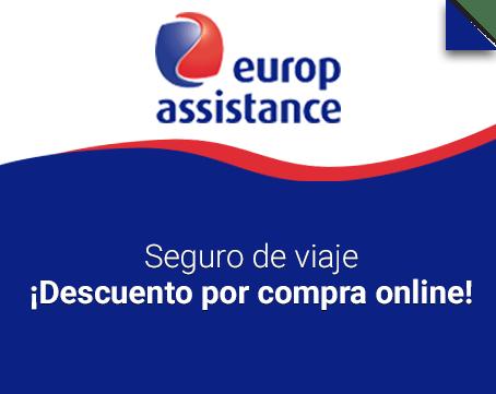 Europ Assistance seguro de viaje