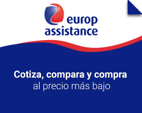 Asistencia al viajero EUROP ASSISTANCE