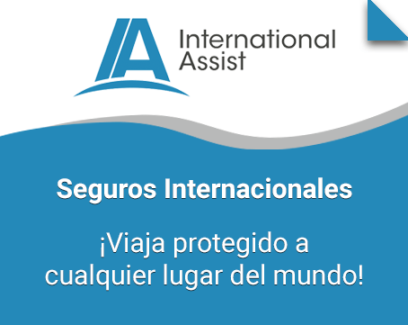 Seguro internacional International Assistance