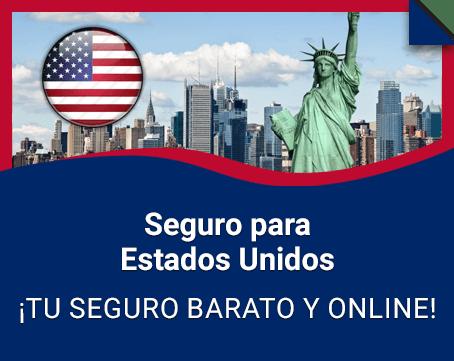 ¿Viajas a Estados Unidos? ¡Obtén tu seguro médico barato!