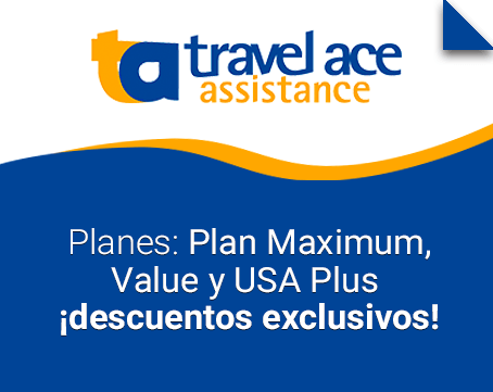 TRAVEL ACE Descuentos exclusivos