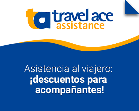 Asistencia al viajero Travel Ace Assistance