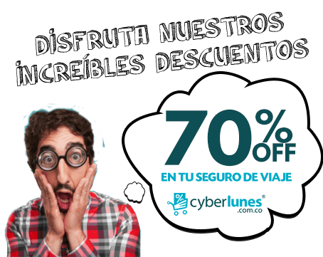 Cyber lunes Colombia